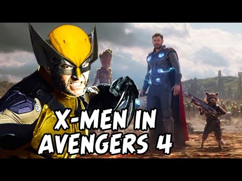 Play Wanda is Mutant & X-men in Avengers 4 New Details Explained & Thor