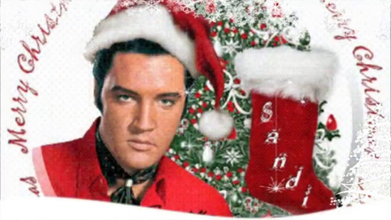 White Christmas - Elvis Presley - YouTube