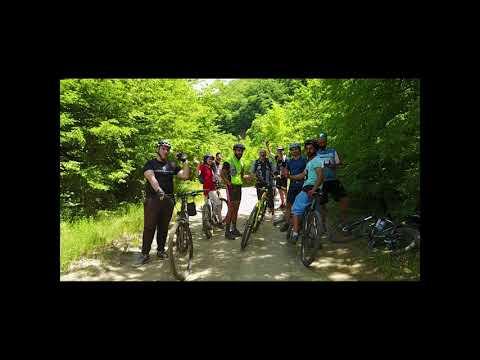 Mountain bike tour close to Tbilisi | Day ride tour | Lisi lake - village Bevreti | ველო ტური