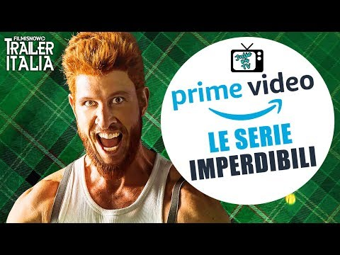 AMAZON PRIME VIDEO | Le Serie TV che Non Puoi Perdere | Julie On TV