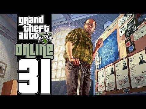 Let's Play GTA V Online (GTA 5) - EP31 - Military Grade Fun