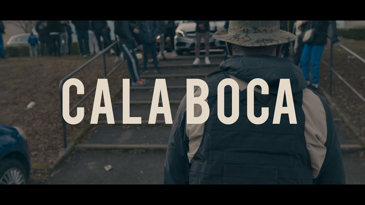 Esko - Cala Boca ft. MC - KLH (Clip Officiel)