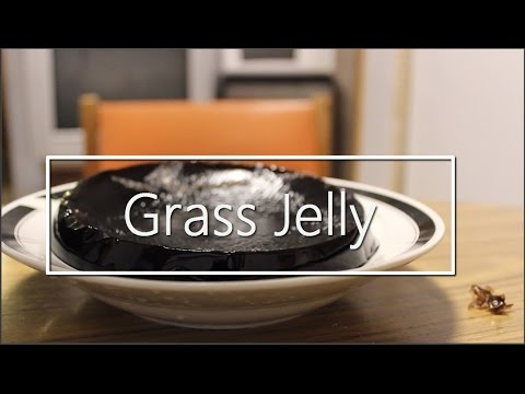 Ep5: Cook Like a Student -Grass Jelly?!