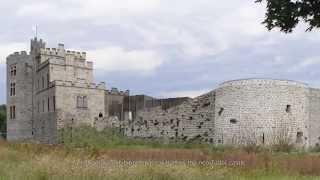 Bienvenu au château d'Hardelot !
