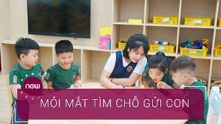 Học sinh nghỉ, phụ huynh mỏi mắt tìm chỗ gửi con | VTC Now