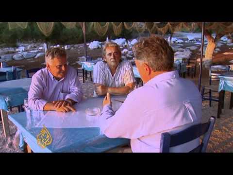 Greece tourism hit hard by eurozone crisis