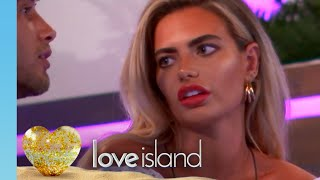 Megan and Eyal Question Their Compatibility | Love Island 2018