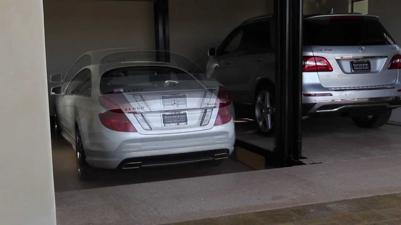 Car Lift To Basement Garage Vasari Car Lift
