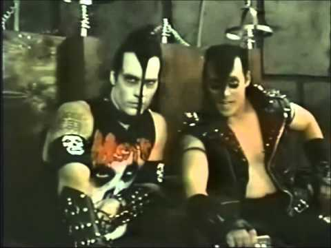 1995 Fiend Club aka Chiller Theatre hosted by Jerry Only & Doyle Misfits Crawling Eyeedited