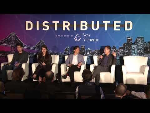 Distributed 2018: Crypto Funds Managers