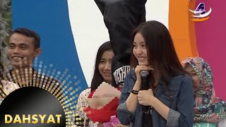 Video Lewat Telepati, Boy Kasih Reva Bunga Dengan Mata Ketutup [Dahsyat] [21 Jan 2016] download MP3, 3GP, MP4, WEBM, AVI, FLV Januari 2018