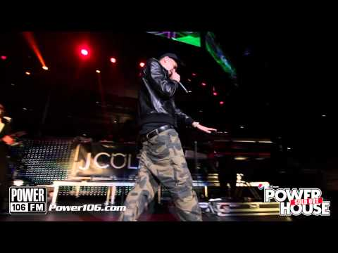 J.Cole - Blow Up LIVE