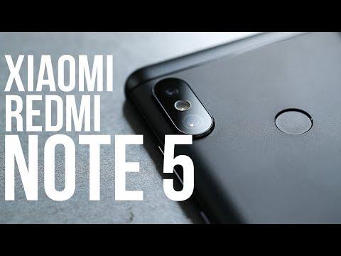Xiaomi Redmi Note 5 - [recenze]