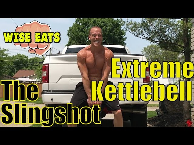 The Slingshot – 7 Minute Extreme Kettlebell HIIT Cardio Workout Session #5 (Wise Lifts)