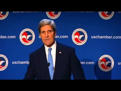 Secretary Kerry Delivers Remarks at 50th U.S.-Japan Business Conference