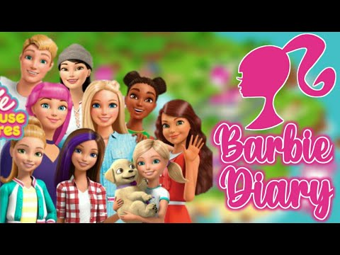 Download  Barbie Diary : Barbie Morning Routine Barbie dream house adventure 