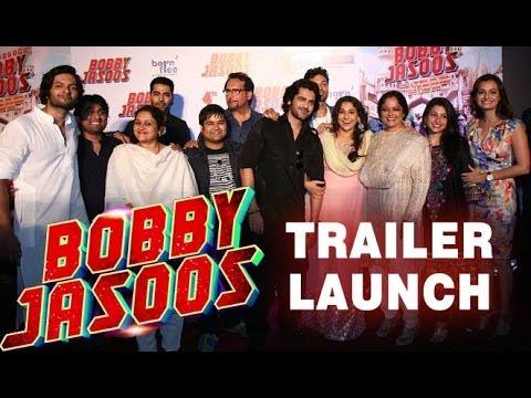 'Bobby Jasoos' Trailer Launch