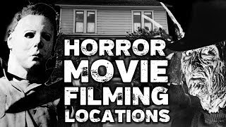 Horror Movies Filming Locations LA | Halloween, A Nightmare on Elm Street & More!