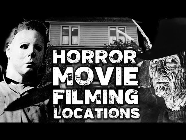 Horror Movies Filming Locations LA | Halloween, A Nightmare on Elm Street & More!