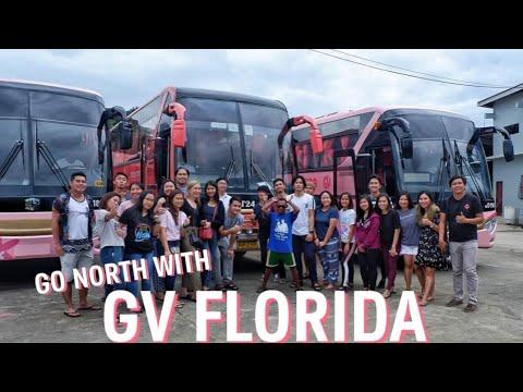 NORTHERN TRIP WITH GV FLORIDA | GV FLORIDA | FLORIDA BUS