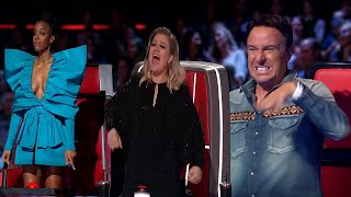 8 BEST AMAZING Auditions The Voice Never Seen Before 2020 | Season 17 | World Wide