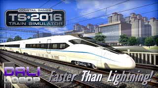 Train Simulator 2016 Faster Than Lightning PC 60fps 1080p