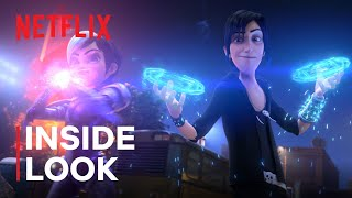 Don't Feed The Trolls | Stop Cyberbullying Day | Trollhunters Rise Of The Titans | Netflix