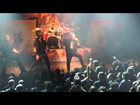 Exodus, en vivo en Montevideo, 2014 (full show)