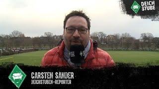 Ist der Pokal-Rückenwind stark genug? - Einschätzung vor dem Werder-Spiel gegen Angstgegner Augsburg