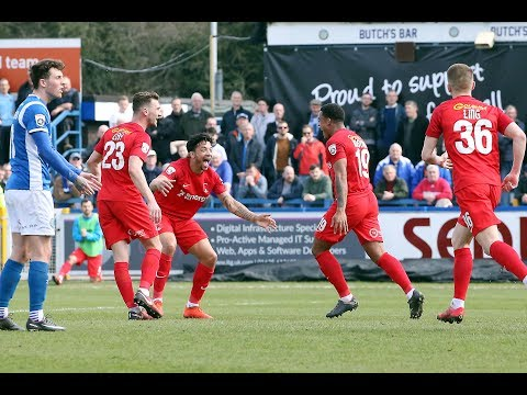 HIGHLIGHTS: Macclesfield Town 1-1 Leyton Orient