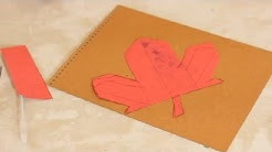 A Fall Leaf Christian Sunday School Craft : Crafts for Kids