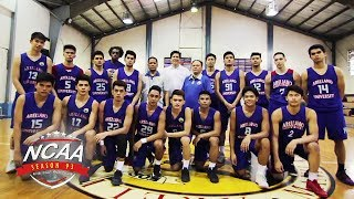 Arellano University | Chiefs | NCAA Season 93 Team Profile