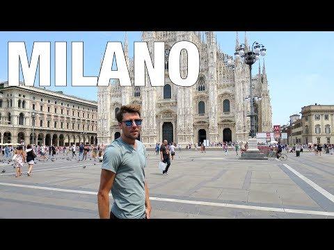 VAMOS VISITAR MILÃO NA ITÁLIA