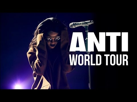 ANTI World Tour DVD (Fan Edition)