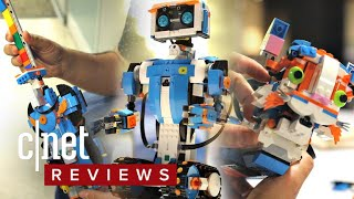 Lego Boost Makes Robots Dance, Play, Meow and Fart