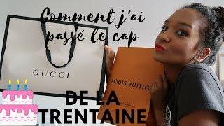 Comment j'ai passé le cap de la trentaine #haul luxe (GUCCI, Louis Vuitton)