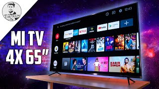 Mi TV 4X 65 inch - 4K HDR Android TV Review!