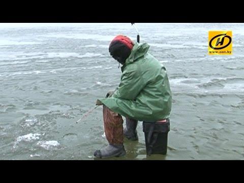 новолукомльское озеро рыбалка видео