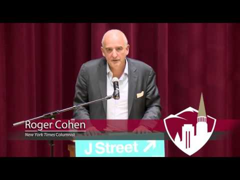 Roger Cohen: Israel, the Middle East & the United States