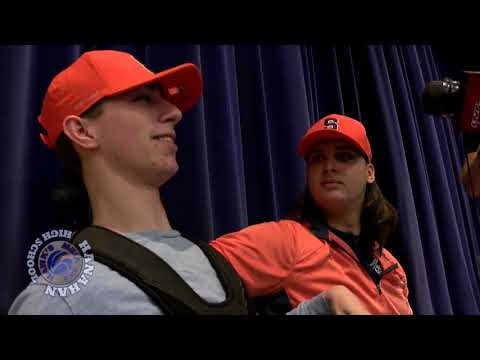 Brother Wease - VIDEO: Syracuse Football Recruit's Heartwarming Signing Day Announcement