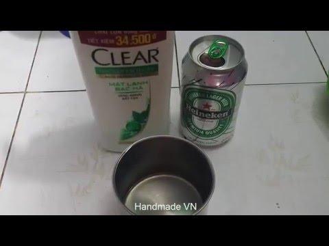 Dưỡng tóc - Mẹo  dưỡng tóc với bia cực kỳ đơn giản tại nhà