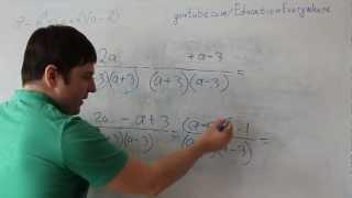 Алгебра 9к. Подготовка к экзамену. Часть 1. Урок 3.