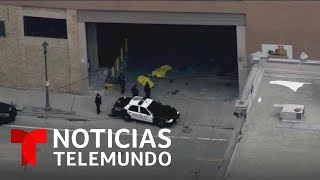 Noticias Telemundo, 26 de febrero 2020   Noticias Telemundo