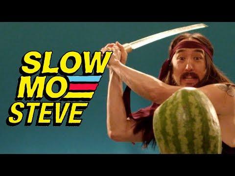 Fruit Ninja - Slow Mo Steve Aoki #7 Thumbnail image