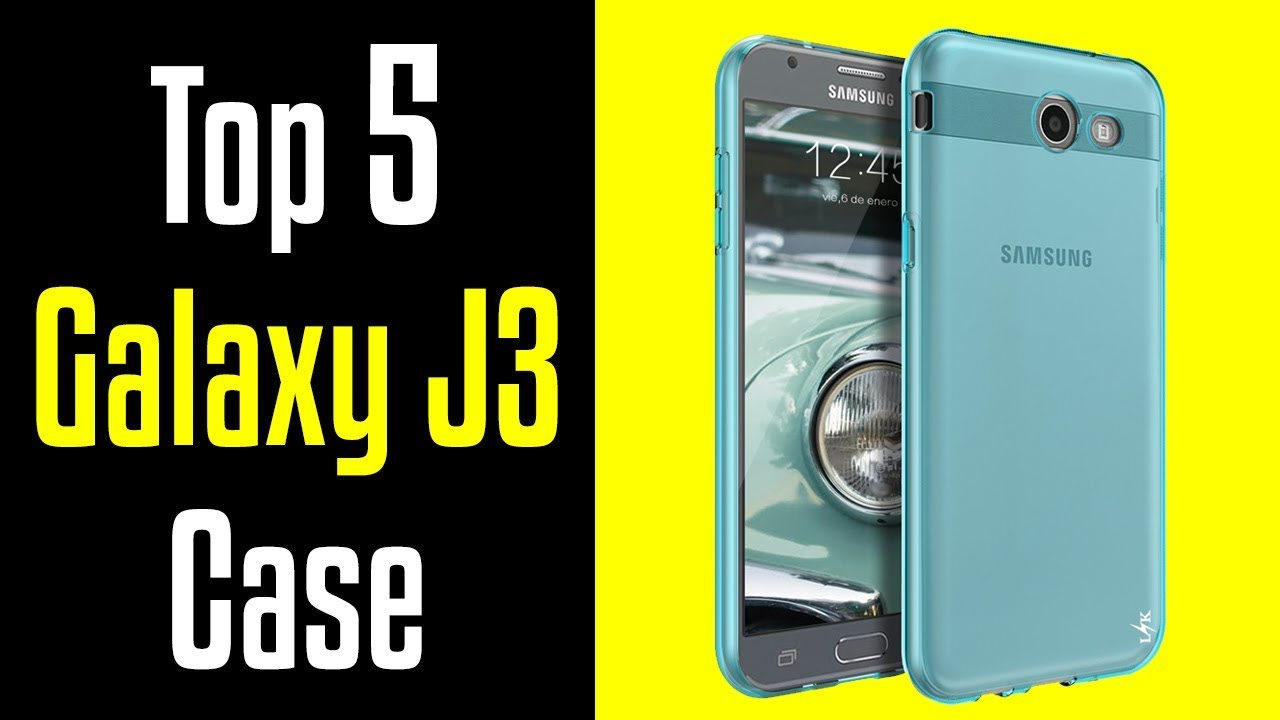 new styles c3f68 2667e 🔻Top 5 Best Samsung Galaxy J3 (2017) Cases!🔺[4K]