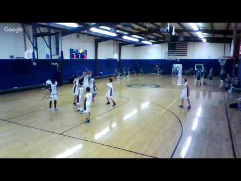 Thunderbird Adventist Academy JV Boys Varsity vs Basis Prep and Varsity vs Foothills