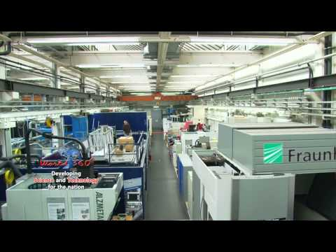 โลก 360 องศา เยอรมนี ตอน Developing Science and Technology for the nation