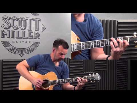 How to Play 7th chords on Guitar: Video 8 of 8: Dominant 7(sus4 ...
