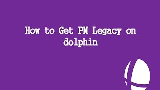 Project M Legacy Installation Tutorial For Dolphin