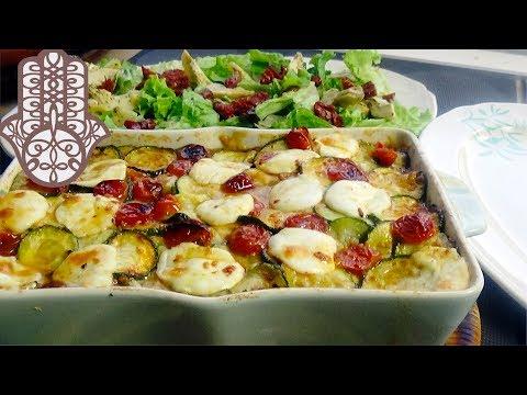 """gratin-de-légumes-d""""été-à-la-viande-hachée"""